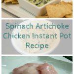 Spinach Artichoke Chicken Instant Pot Recipe
