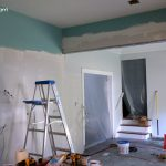 Kitchen Update: New Insulation and Drywall
