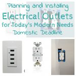 Kitchen Renovation – Electrical Outlets
